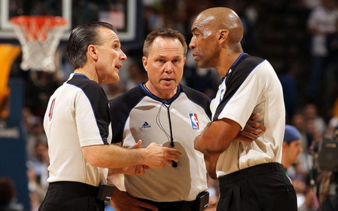 Referee referendum
