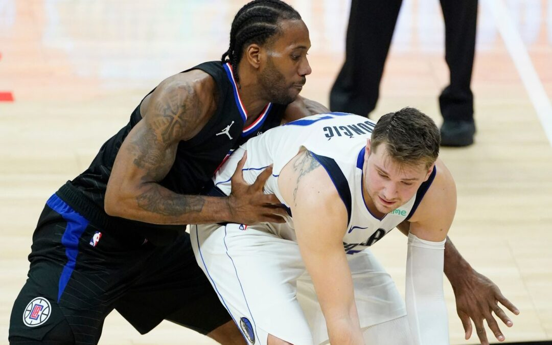 Mavs Fall To Clippers in Game 3 Despite Luka Heroics
