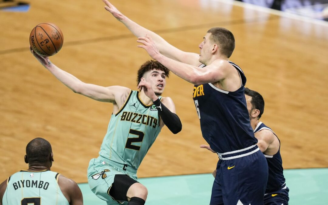 Hornets Get Outmatched By The Nuggets