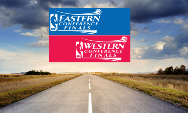Road To The Conference Finals