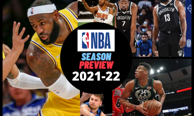 Preseason Awards For The 2021-2022 NBA Season