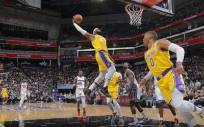 Prediction for the Lakers season