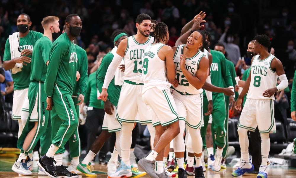 The 2021-22 Celtics Will Surprise People