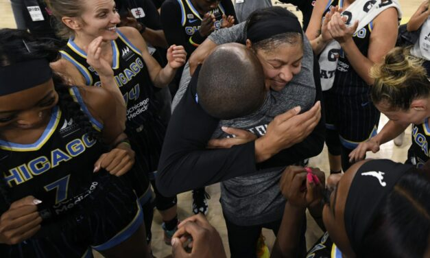 Chicago Sky Are Headed to the Finals!