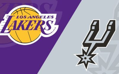 Lakers v Spurs – Preview