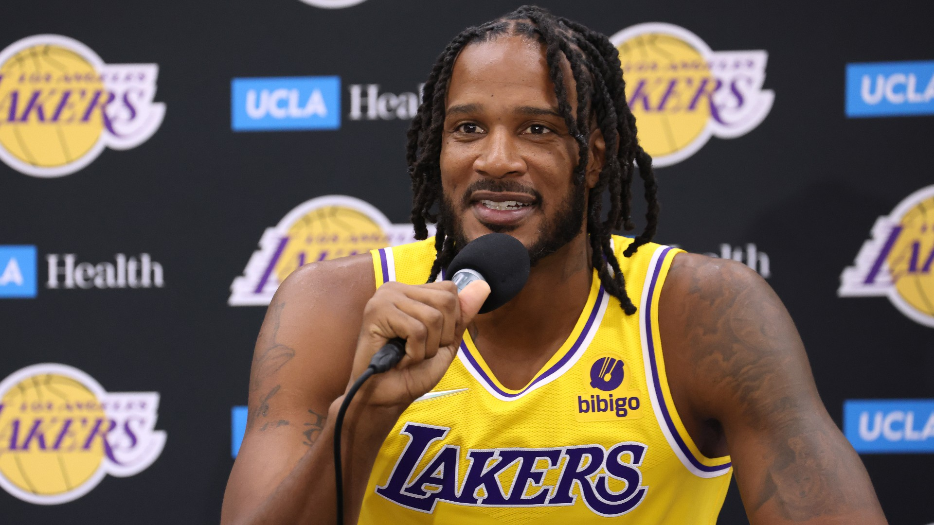 Trevor Ariza Injured. Out at least 8 weeks.